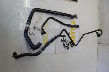 KTM 990 SUPER DUKE LC8 OIL COOLER PIPES  + 1 OTHER (CON-B)